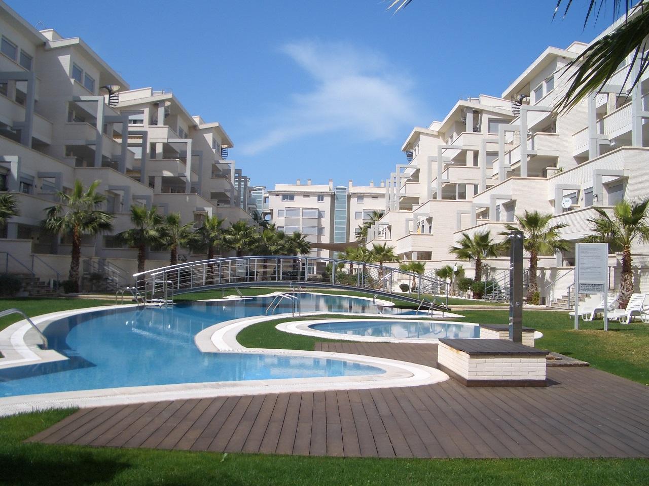 Apartamento en Alquiler turístico en Dénia
