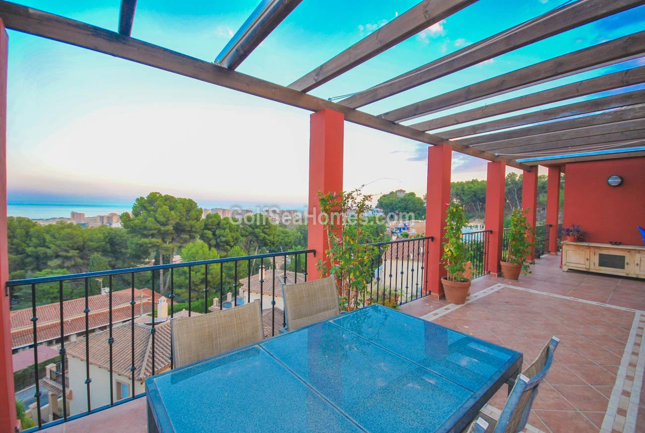 Villa To Rent In Torremolinos   2037484. 31. 2,400 ...