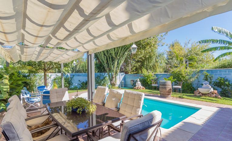 maisons à vendre à torremolinos - spainhouses.net - Location Villa Torremolinos Avec Piscine