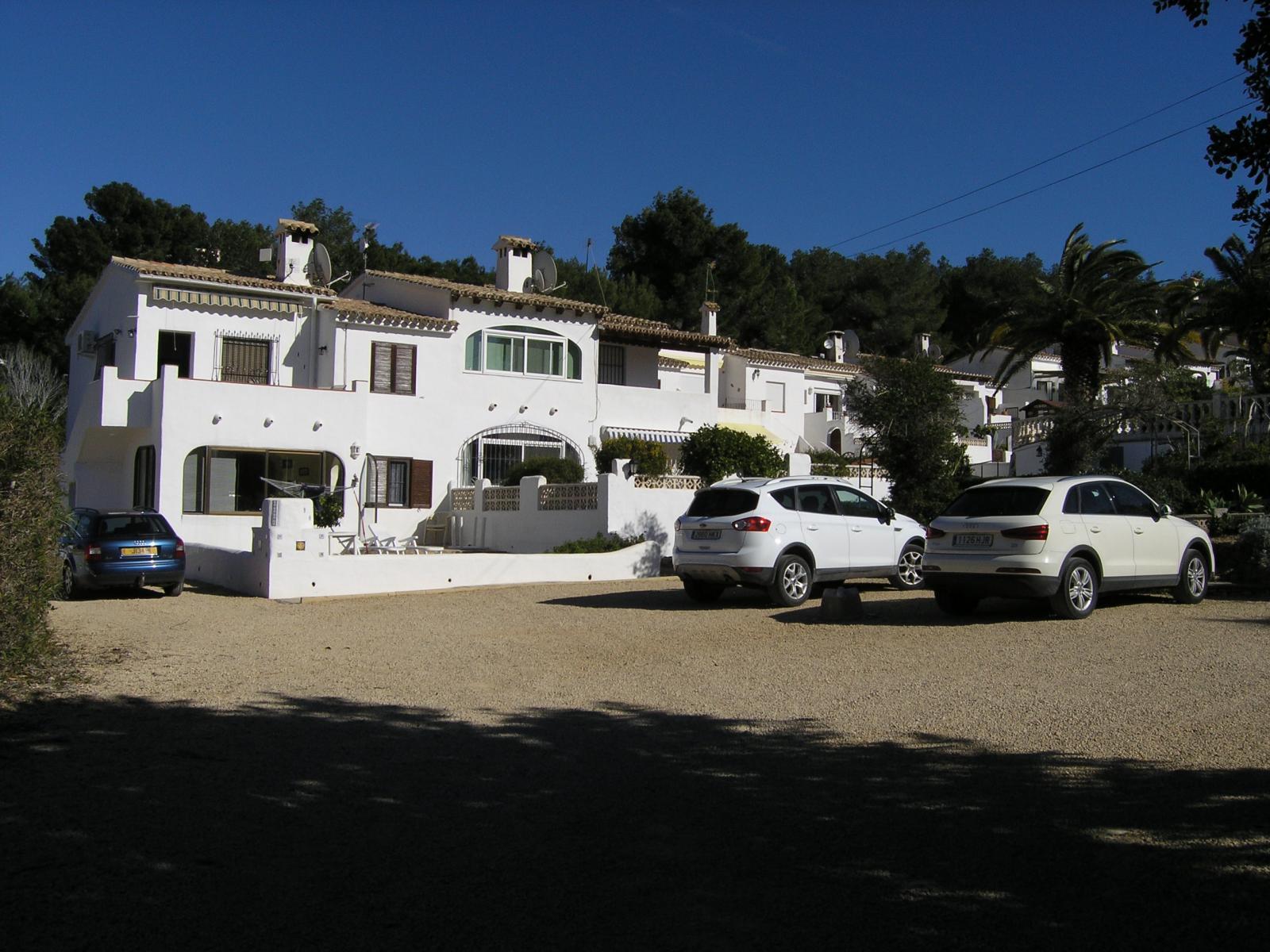 Apartamento en Alquiler turístico en Moraira