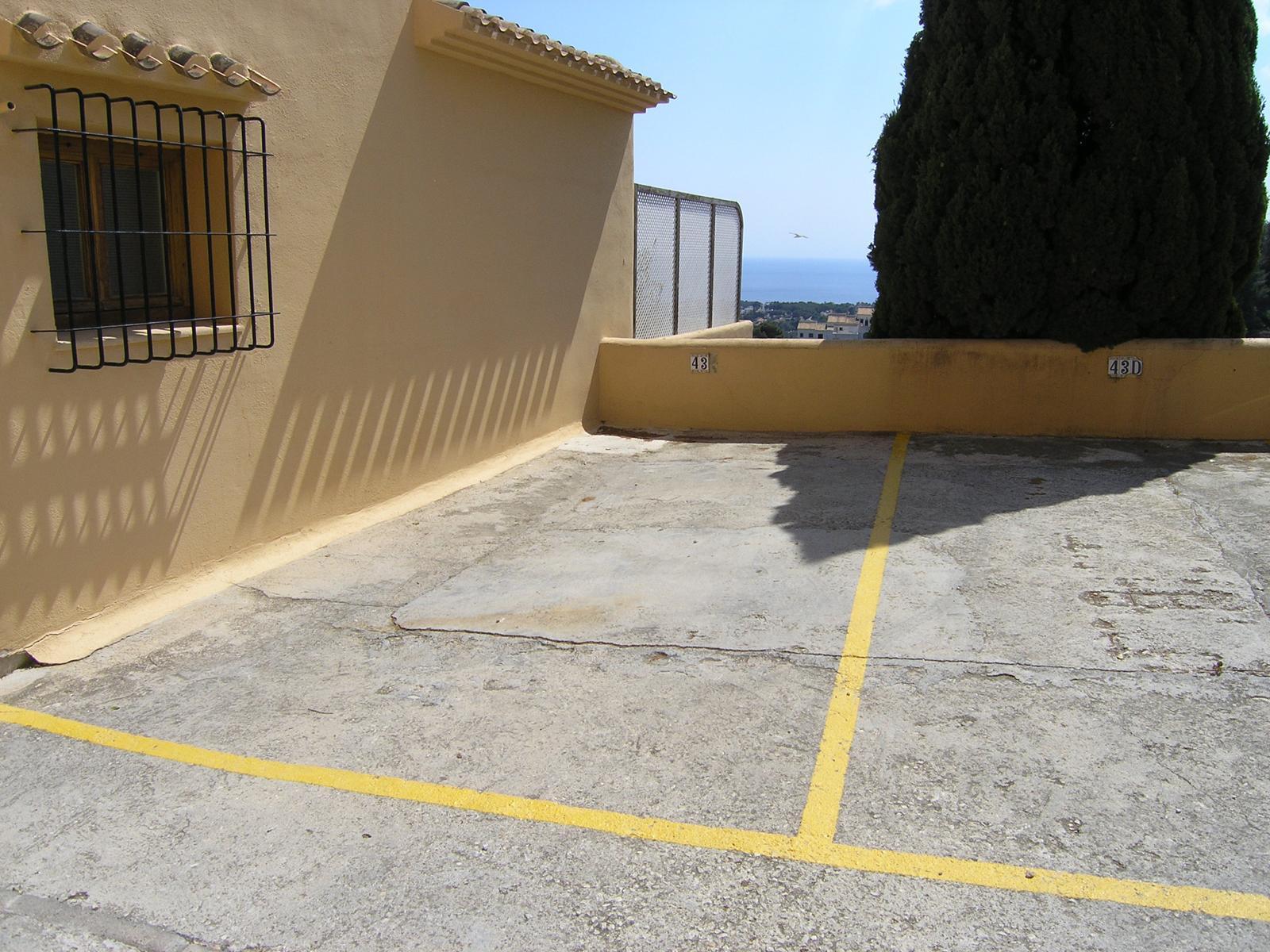 Pareado en Alquiler turístico en Moraira