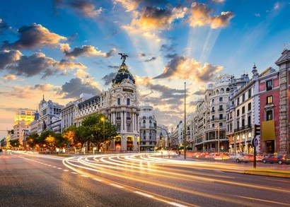 Homes for sale in Madrid