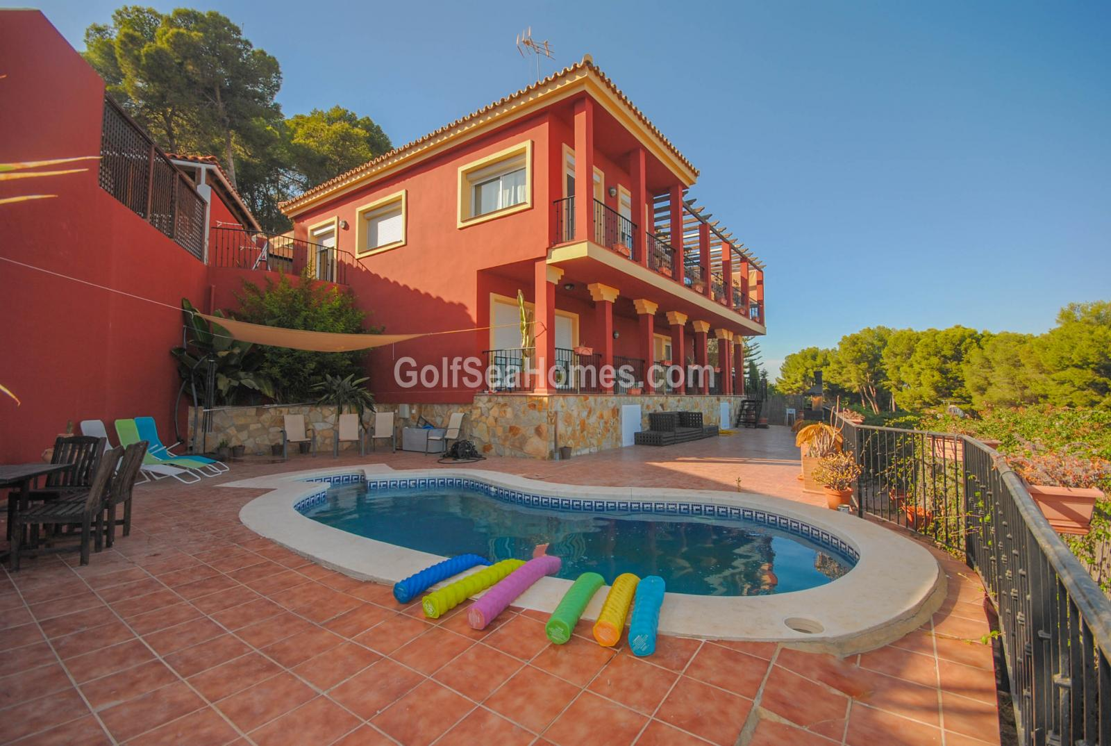 Marvelous Photo 1   Detached Villa To Rent In Torremolinos, Ref: 2037484. U2039u203a